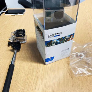 Gopro Hero 3 - Boxed with original case, manual and accessories