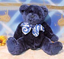 """Blueberry Bear Plush Stuffed Animal 8"""" FREE SHIPPING!"""