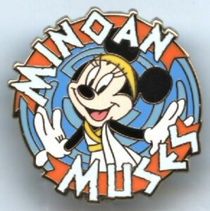 Adventures By Disney - Greece Itinerary - Minoan Muses Pin (Minnie Mouse)