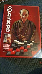 Shogun -  Brettspiel - Ravensburger - Retro - 1983 - vollständig