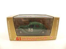 Brumm r61•Lancia Aprilla 1947 1000 Miglia 47HP•1/43 jamais joué en boîte /boxed