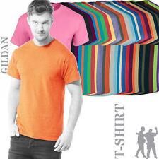 Camisetas de hombre Gildan color principal blanco 100% algodón