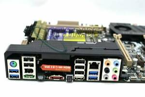 Asus SABERTOOTH X79 LGA 2011 DDR3 Motherboard ATX Intel X79 Support Core i7