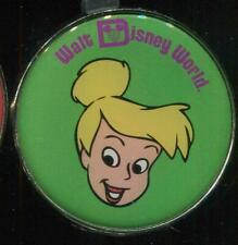 WDW Florida Project Mystery Character Buttons Tinker Bell Disney Pin 84270
