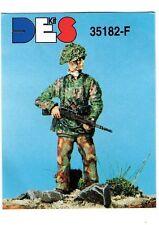 DES KIT FRANCE DES182 - GRENADIER MAUSER SNIPER - 1/35 RESIN KIT