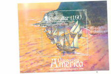 Ships, Boats British Colonies & Territories Sheet Stamps