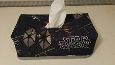 Star Wars Tissue Box Cover (rectangle) Handmade