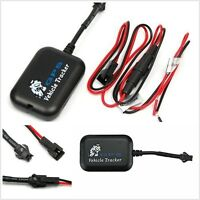 Mini Portable Real Time Vehicle Car GPS Tracker GSM GPRS Tracking Device Locator