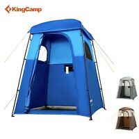 KingCamp Shower Tent Changing Room Dressing Bath Portable Outdoor Tent