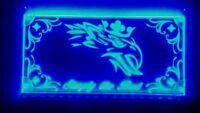 LED 24V Cabin Interior Light Sign for Scania trucks Griffin Plate (Blue right)