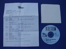 RARE Tom Petty In The Studio CD Full Moon Fever Radio Show April 24,1989 W/CUES