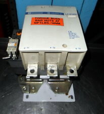 SCHNEIDER ELECTRIC TELEMECANIQUE LC1 F400 230 V 420 A 3 PH 3 P CONTACTOR #1