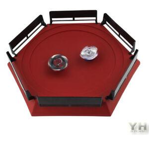 Beyblade Burst Gyro Arena Disk Duel Spinning Top Toy Kids Accessories Stadium