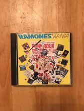 Ramones Ramonesmania US CD BMG Music Club Issue Rare!