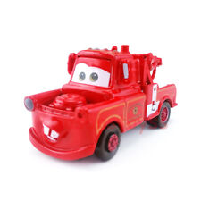 Mattel Disney Pixar Cars 2 Red Mater Fire Engine Rescue Squad Metal Toy Car New