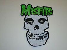 MISFITS EMBROIDERED BACK PATCH