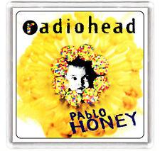 RADIOHEAD - PABLO HONEY LP COVER FRIDGE MAGNET IMAN NEVERA