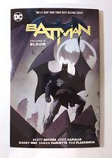 Batman Vol. 9 Bloom (2016) DC Comics Scott Snyder TPB NM  New