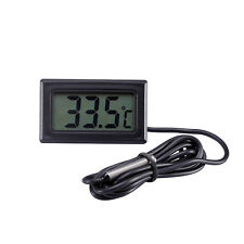 1x LCD Digital Thermometer Fridge Freezer Aquarium FISH TANK Temperature Outdoor