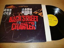 Back Street Crawler - The Band Plays On - LP Record  EX VG