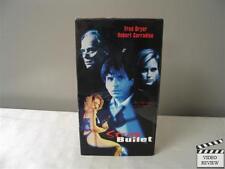 Stray Bullet (VHS, 1998) Fred Dryer Robert Carradine Rebecca Staab