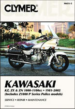 1981-2002 Kawasaki Z Kz 1000 1100 Kz1000 Kz1100 Clymer Repair Manual M451 (Fits: Kawasaki)
