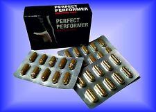 30 pillole erezione PERFECT PERFORMER ERECTION-potenza fondi per Erezioni Forti