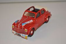 "Norev Peugeot 203  "" Lequipe "" perfect mint superb 1:43"