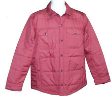 New NIKE 6.0 Mens BMX Light Insulated Water Repellent Jacket Claret M
