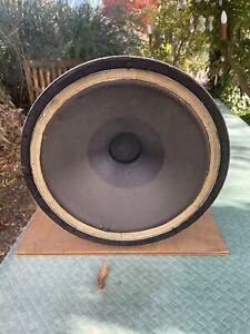 Vintage Jensen Auditorium Speaker. - Working. Diametre 34 cm