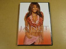 MUSIC DVD / JANET JACKSON - LIVE IN HAWAII