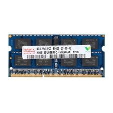 New Hynix 4GB DDR3 1066Mhz PC3-8500S SO-Dimm 204pin 1.5V SDRAM Laptop Memory