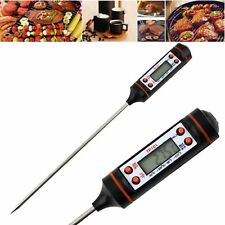 Practical Meat Thermometer Kitchen Digital Cooking Food Probe Electronic BBQ CA