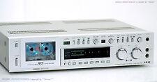 AKAI GX-F90 Vintage HighEnd Cassette Tape Deck Top-Zust! Revidiert+1J.Garantie!