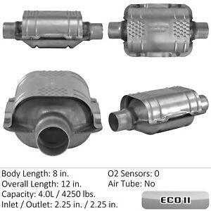 Catalytic Converter-Universal Eastern Mfg 83805