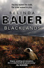Bauer, Belinda, Blacklands, Very Good Book