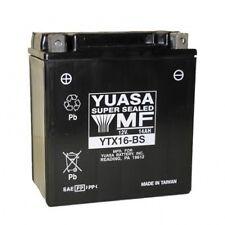 Bateria Yuasa YTX16-BS sin mantenimiento