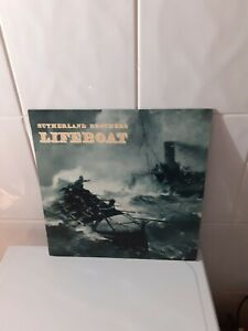 The Sutherland Brothers- Lifeboat (Island ILPS 9212 w/inner) VG/VG+