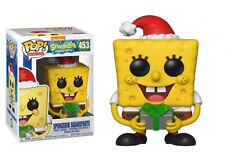 Spongebob Squarepants Nickelodeon Funko Pop Animation 453 Vinyl Figure