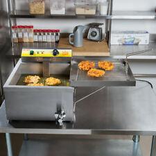 Carnival King DFC 1800 25lb Funnel Cake/Donut Fryer - 120V