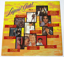 Philippines LIQUID GOLD VOL. 4 Klymaxx, Rey Parker NEW WAVE LP Record