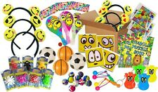 100 Tombola Toys PTA Party Bag Fillers Fundraising Job Lot School Fete Prizes