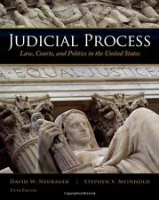 5th AD. Judicial Process: Law, Courts, and Politics in the US. David Neubauer