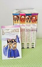 Bellydance Fitness for Beginners - Box Set (VHS, 1999, 4-Tape Set)