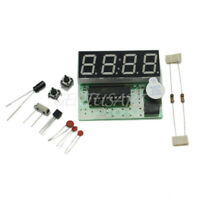 Hot Sale DIY Kits AT89C2051 Digital Clock Suite Practical Electronic Components