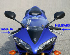 HeliBars® TracStar™ handlebar risers for Yamaha YZF R1 2004-2008