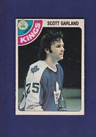 Scott Garland 1978-79 O-PEE-CHEE OPC Hockey #274 (NM) Los Angeles Kings