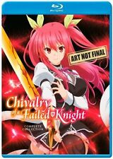 Chivalry of a Failed Knight: Complete Series NEW B Region Blu Ray