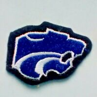 Kansas State University Wildcats 1989-2015 NCAA Iron On Patch Logo