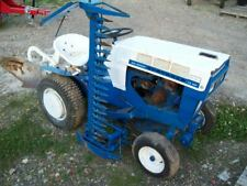 Sears Suburban 12Hp 6-Speed with Sicklebar Mower and 3-point Hitch Plow, Nice !